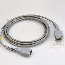 Nellcor EC-8 7 pins compatible spo2 extension cable