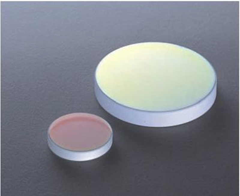 Высокой чистоты один-кристалл Германий вафли/40.0*2.0 мм/GE подложки окошко ИК пленка/ двойной оптической класса полировки