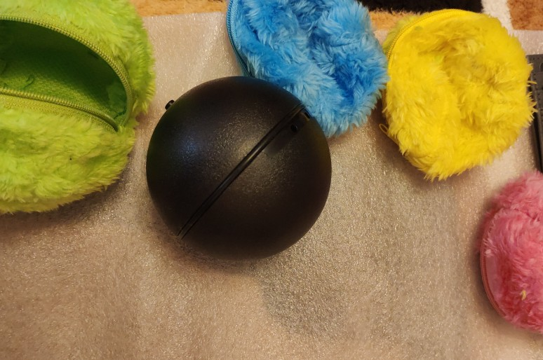 Clean Ball - Cleaner and Toy photo review