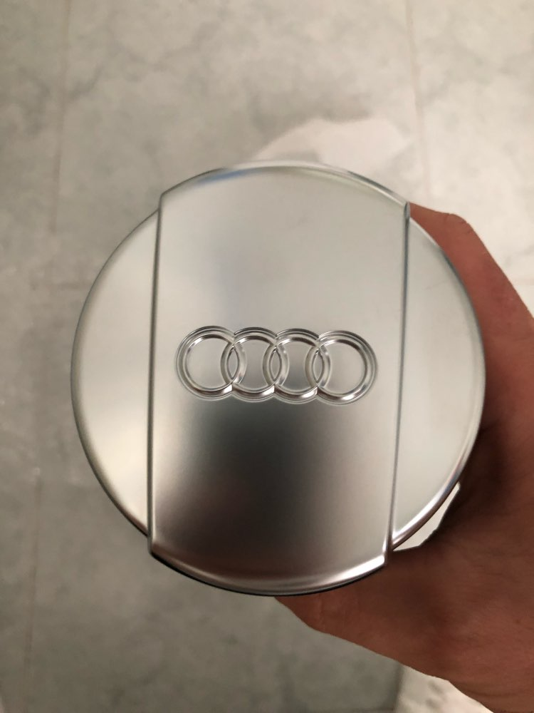 Fit Audi Brand New Matte Original Car Ashtray Garbage Coin Storage Cup Container Cigar Ash Tray For Audi A4 A5 A7 Q3 Q5 Q7 A1 A3