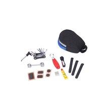 Набор инструментов KENLI KL-9812 монтажки набор ключей аптечка