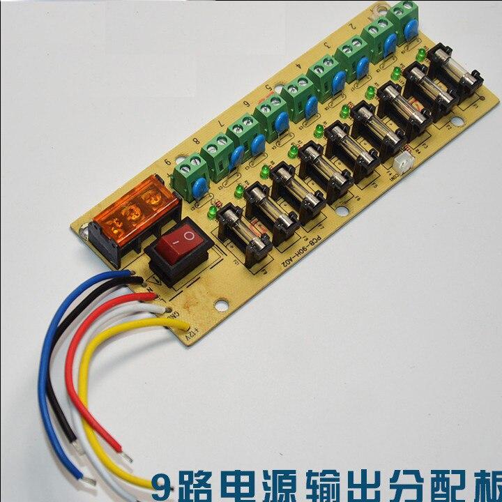 dc power fuse block wiring diagram rh gregmadison co rzr 1000 power block wiring power lock wiring diagram for 97 cherokee