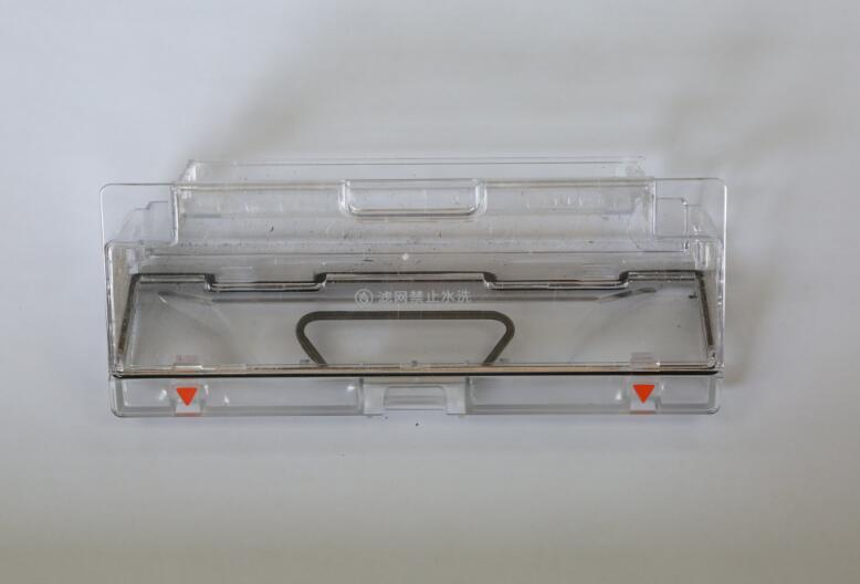 1 piece robot Vacuum Cleaner Dust Bin Box for xiaomi robotisc Sweeper mi robot mi box 2pcs vacuum cleaner dust bin box mi box 2pcs hepa filter suitable for xiaomi mi robot mi robot