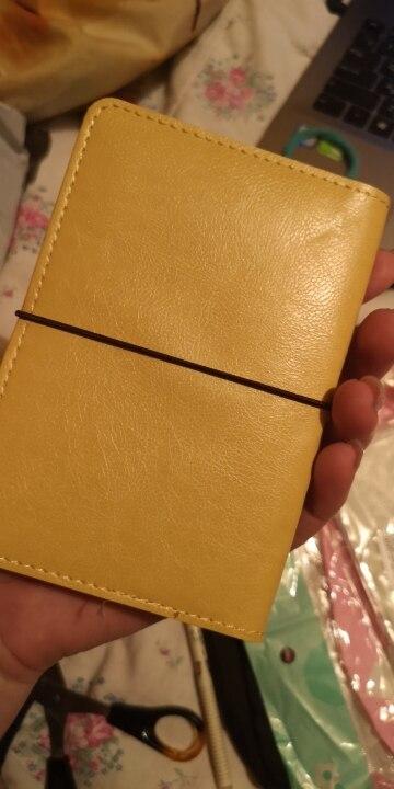 Mode Mannen Vrouwen Reizen Kunstleer Paspoort Houder Card Case Protector Cover Portemonnee Tassen Paspoort Cover photo review