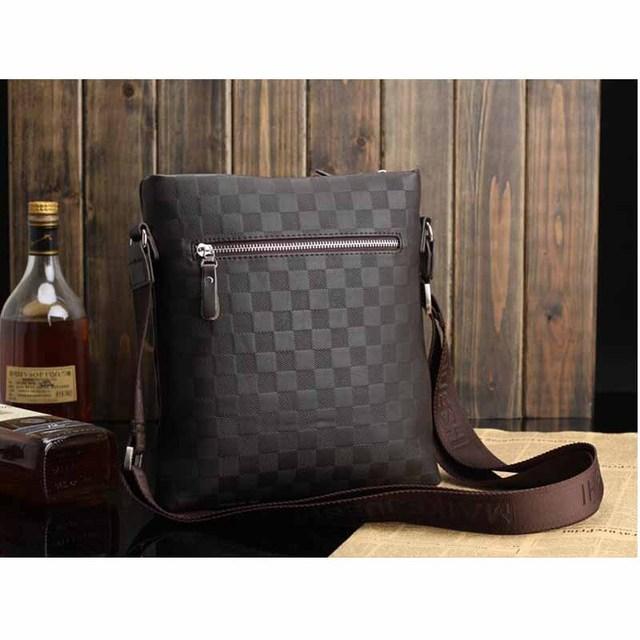 New vintage men messenger bags famous brand designers shoulder bags casual travel crossbody bags sacoche homme bolsa masculina