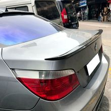 For BMW E60 Spoiler High Quality ABS material Car Rear Wing SpoilerS M5 520 525 528 535 2008-2011