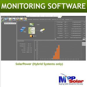 Image 5 - (MPI) 5000w híbrido rejilla inversor solar atado inversor Solar + fuera de la red solar inversor, entrada máxima PV 900vdc, paralelo able característica