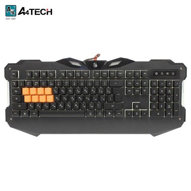 Клавиатура игровая A4Tech Bloody B328