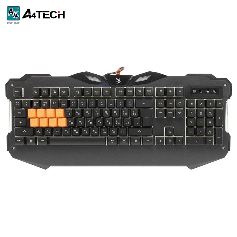 Gaming keyboard A4Tech Bloody B328 Officeacc gaming keyboard a4tech bloody b254 officeacc