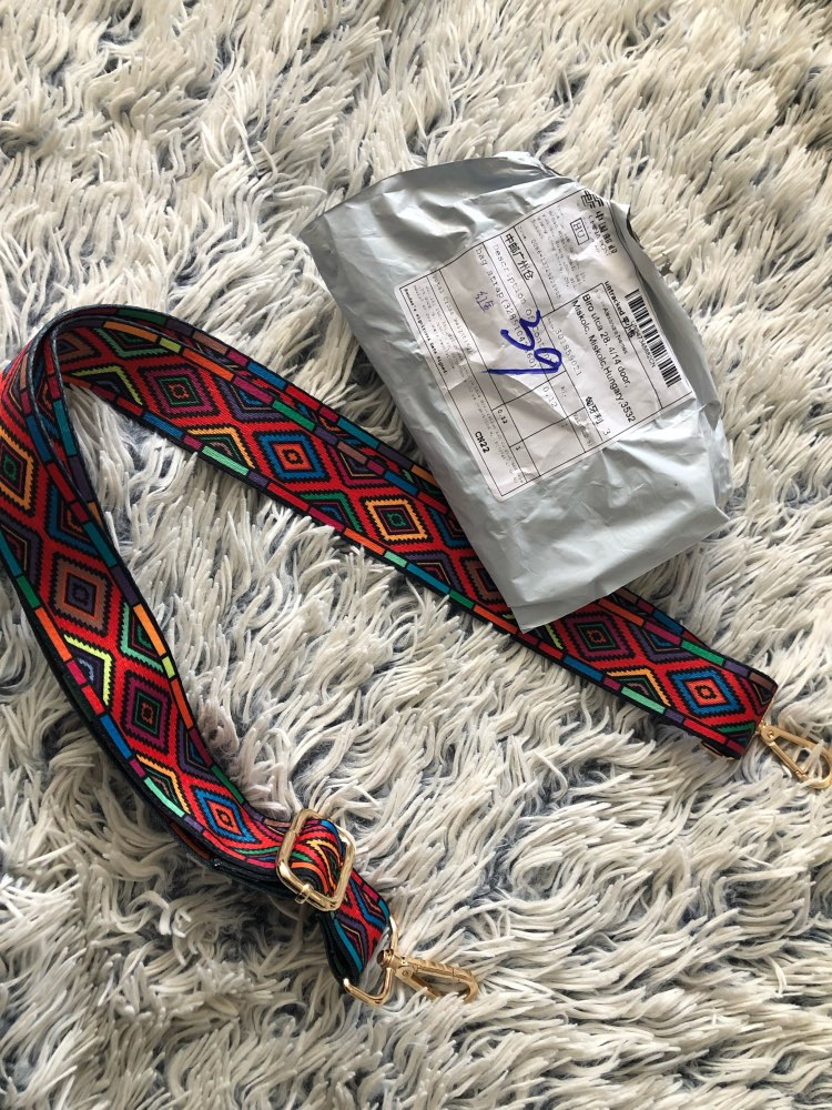 2019 Nieuwe 120cm handtassen nationale gesp Geweven vrouwen tas bandjes nieuwe trendy holding schouder Cross Body verstelbare bandjes Mode photo review