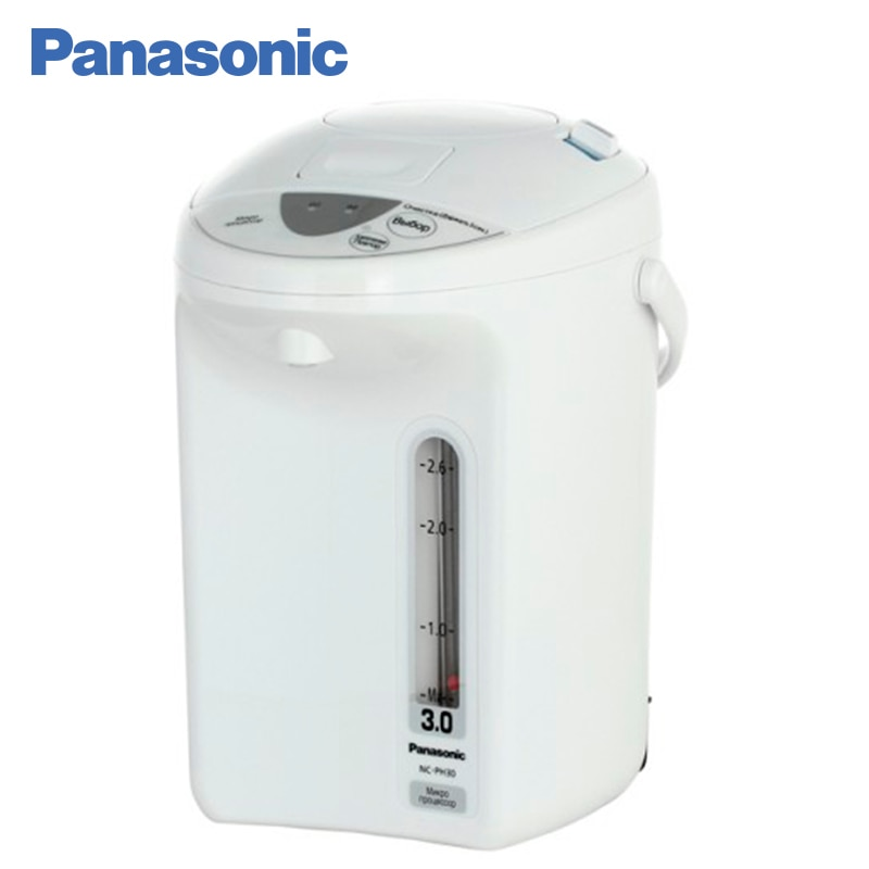 Panasonic NC-PH30ZTW Electric Air Pots thermo electric thermos insulation kettle temperature control t125 13a 110 250v nc terminal controller new kettle thermostat unused spare parts for electric kettle ek1709
