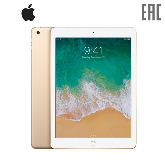 "Планшет Apple iPad 9.7 ""Wi-Fi 128 ГБ (2017)"
