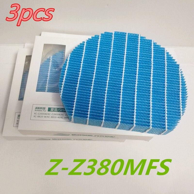 3 Stücke Luftreiniger Wasserfilter Fz-z380mfs Für Sharp Kc-z/cd/wir/bb Serie Luftreiniger Modische Und Attraktive Pakete