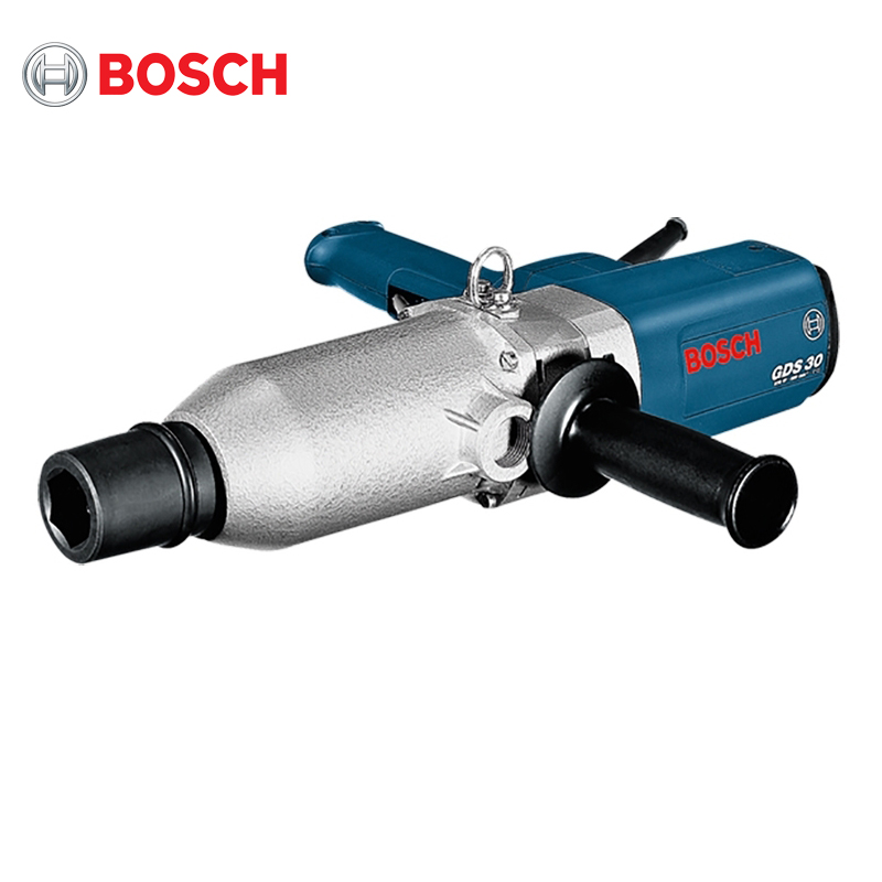The network of  impact wrench Bosch GDS 30 lithium rechargeable electric wrench wrench cordless impact wrench scaffolding installation tool can change car wheel
