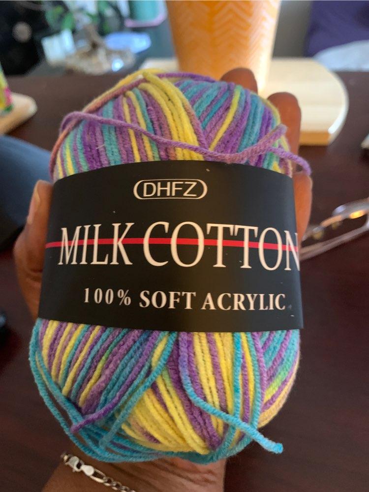 customer received yarn