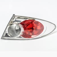 Tail Lights Right for MAZDA 6 / ATENZA 2002 2003 2004 2005 2006 2007 Rear Lamps Side Passenger