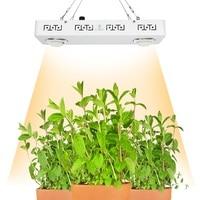 קריס CXB3590 200 W COB LED לגדול אור ספקטרום מלא ניתן לעמעום 26000LM = HPS 400 W מנורה גדלה צמח מקורה צמיחת לוח תאורה
