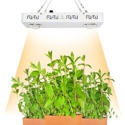 Dimmbare CREE CXB3590 200W COB LED Wachsen Licht Gesamte Spektrum 26000LM = HPS 400W Wachsen Lampe für Indoor anlage Alle Bühne Wachstum