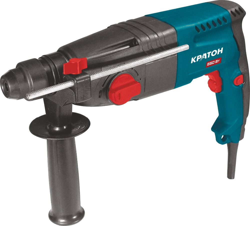 Rotary hammer KRATON RHE-650-24 перфоратор кратон rhe 650 24 b