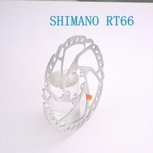 SHIMANO RT66 6-BOLT DISC BRAKE ROTOR