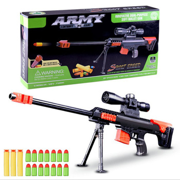 Blaster Gun Toy Blaster Toy Paintball Kids Toys Sniper Rifle Silah Outdoor Live CS Game Funny Kids Toys For Children Boys Gifts детские снайперские винтовки