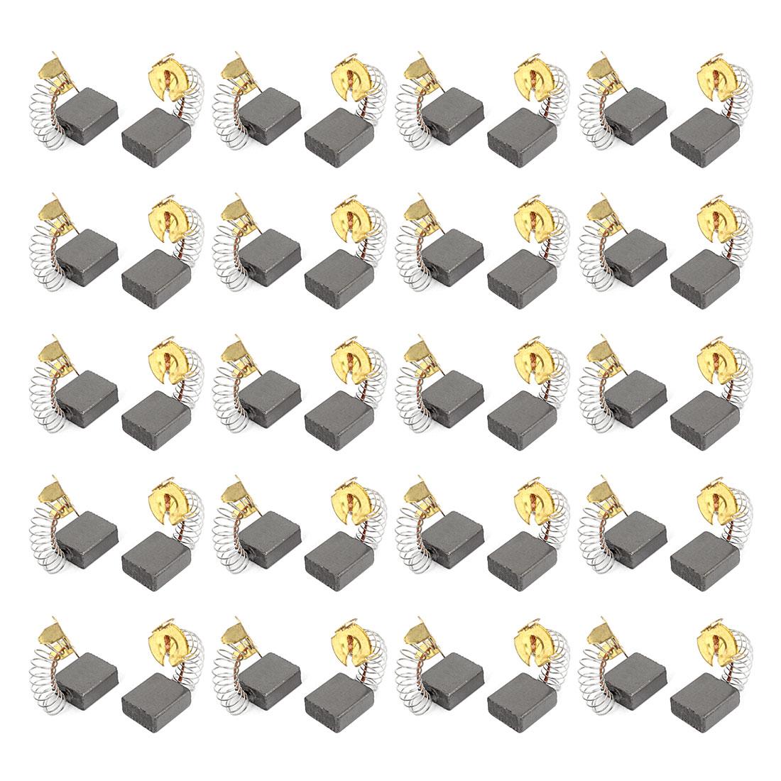 Dmiotech 40 Pcs 15Mm X 14Mm X 6Mm Motor Carbon Brushes Power Tool .   11mm   13.5mm   13mm   14mm   15mm   17mm   6mm   7.5mm   dmiotech 20 pcs electric drill motor carbon brushes 10mm 11mm 13mm 17mm 6mm 7 5mm 7mm 8mm 9mm