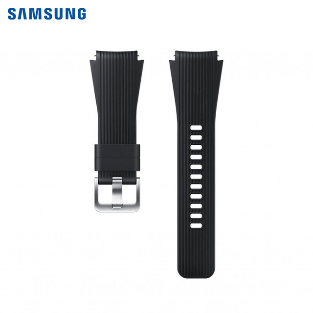 Силиконовый ремешок samsung Galaxy Watch (46 мм)