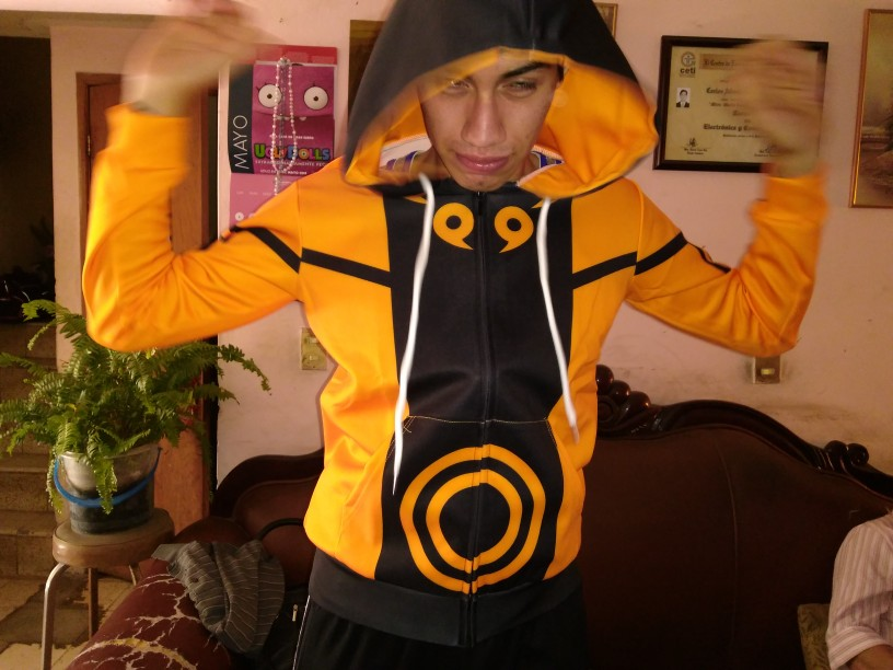 Naruto Sage of Six Paths Hoodie photo review