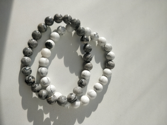 Grey Distance Bracelets photo review