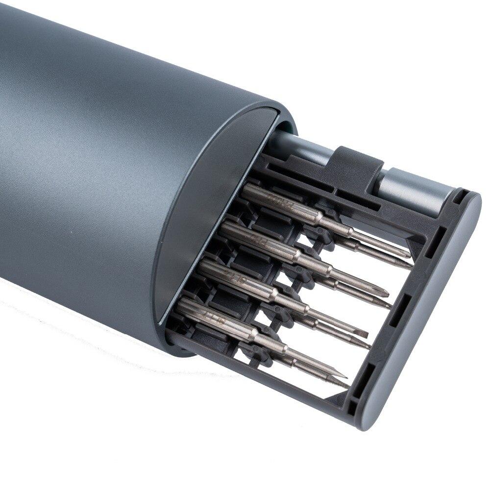 Оригинальный Nanch 33 в 1 прецизионный Набор отверток, инструменты для ремонта мобильных телефонов электроника с портативным чехлом