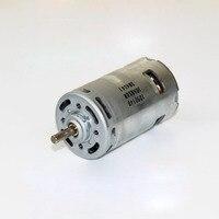 RS 997 DC motor high power DC24V36V48V front ball bearing spindle motor high torque