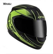 free shipping 2017 new fashion motorcycle helmet dual visor system full face helmetfor men womenDOT approvedTop quality  silvering visor full face dual visor motorcycle helmet