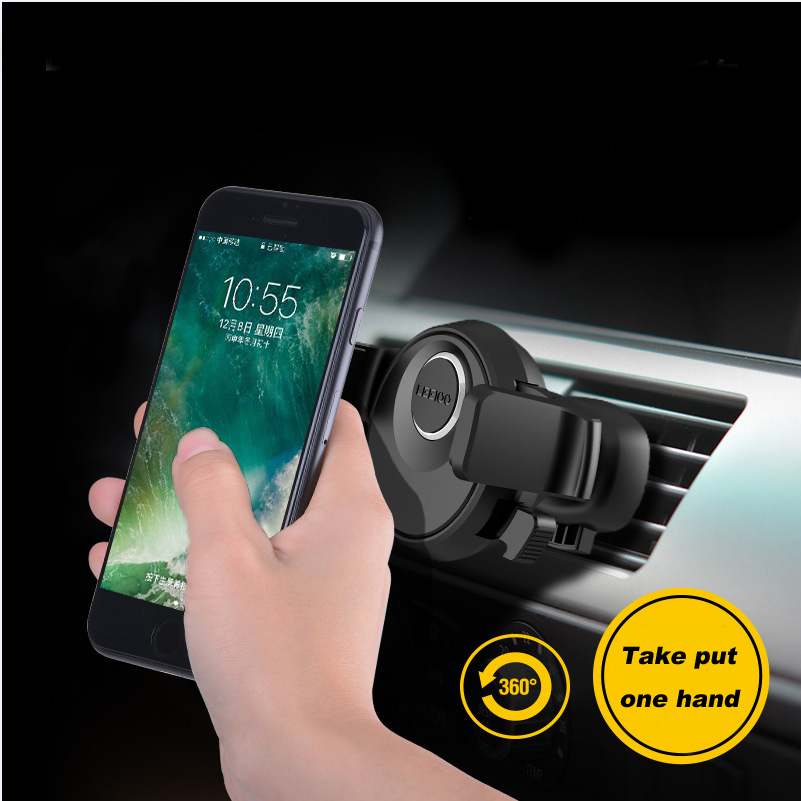 ZASMO Mobile Phone Holders On-Board Mobile Phone Stents Car Use Magnetic Air Outlet Car Phone Holder Popular Type Navigation