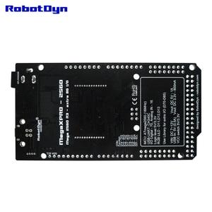 Image 3 - Mega XPro 2560 R3 إضافي 86 I/O ، CH340C/ATmega2560 16AU ، RGB LED ، 5V