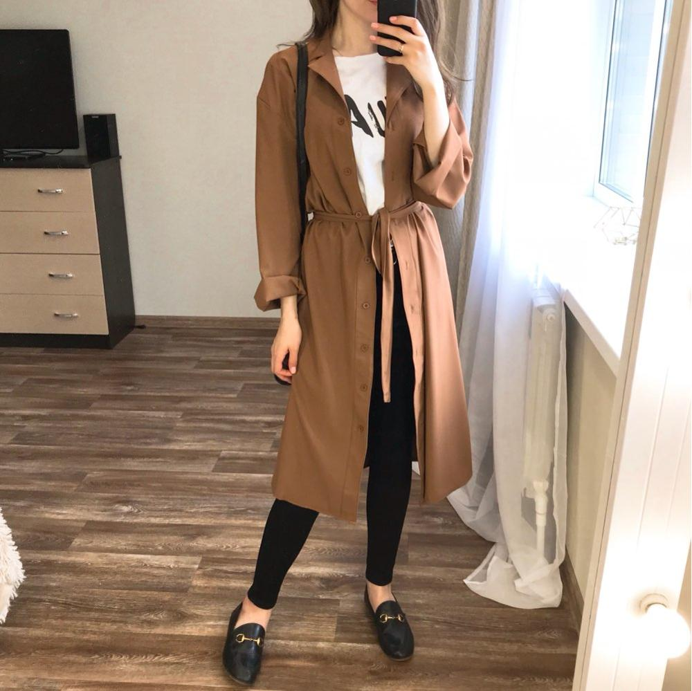Spring Autumn Fashion Female Batwing Sleeve Solid Shirt Dress Women Blouses Casual Loose Long Big Size Shirts  Blusas photo review
