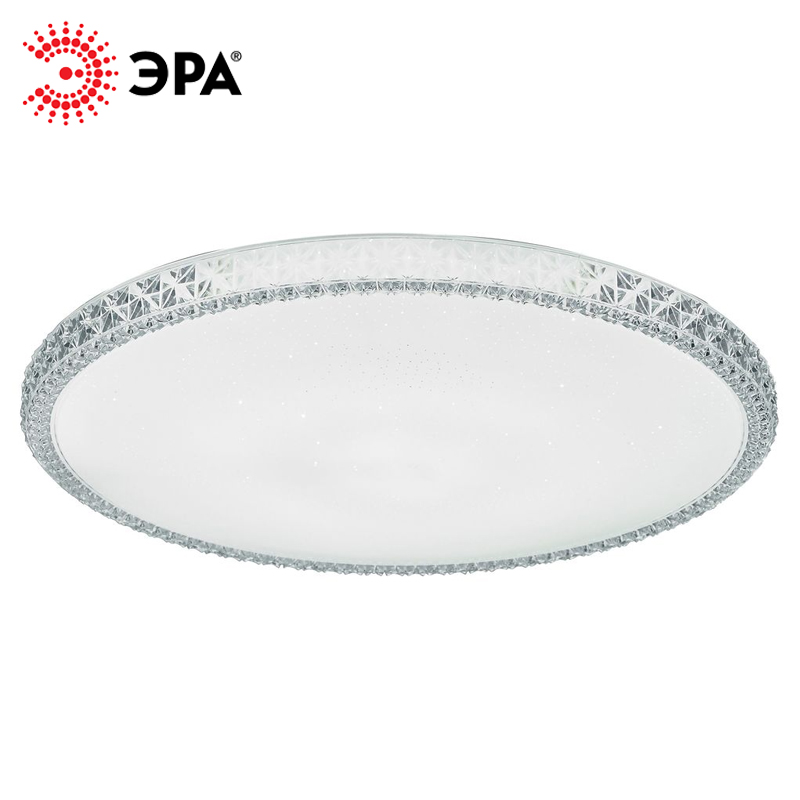 Фото - Ceiling LED Downlight 70 W ERA SPB-6-70-RC Brilliance round 500x77mm saturn 60w era spb 6 modern led with remote group controlled dimmable color changing lamp livingroom