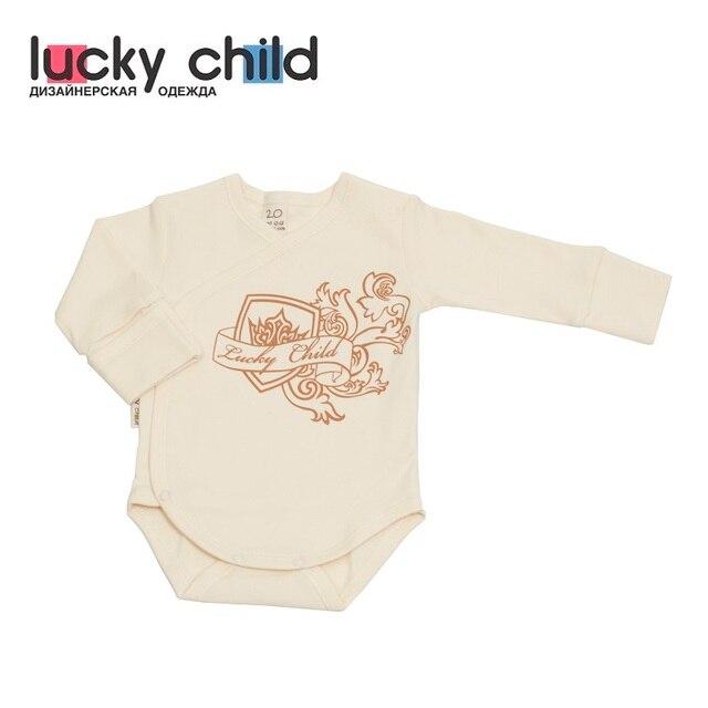 Боди Lucky Child для мальчиков и девочек