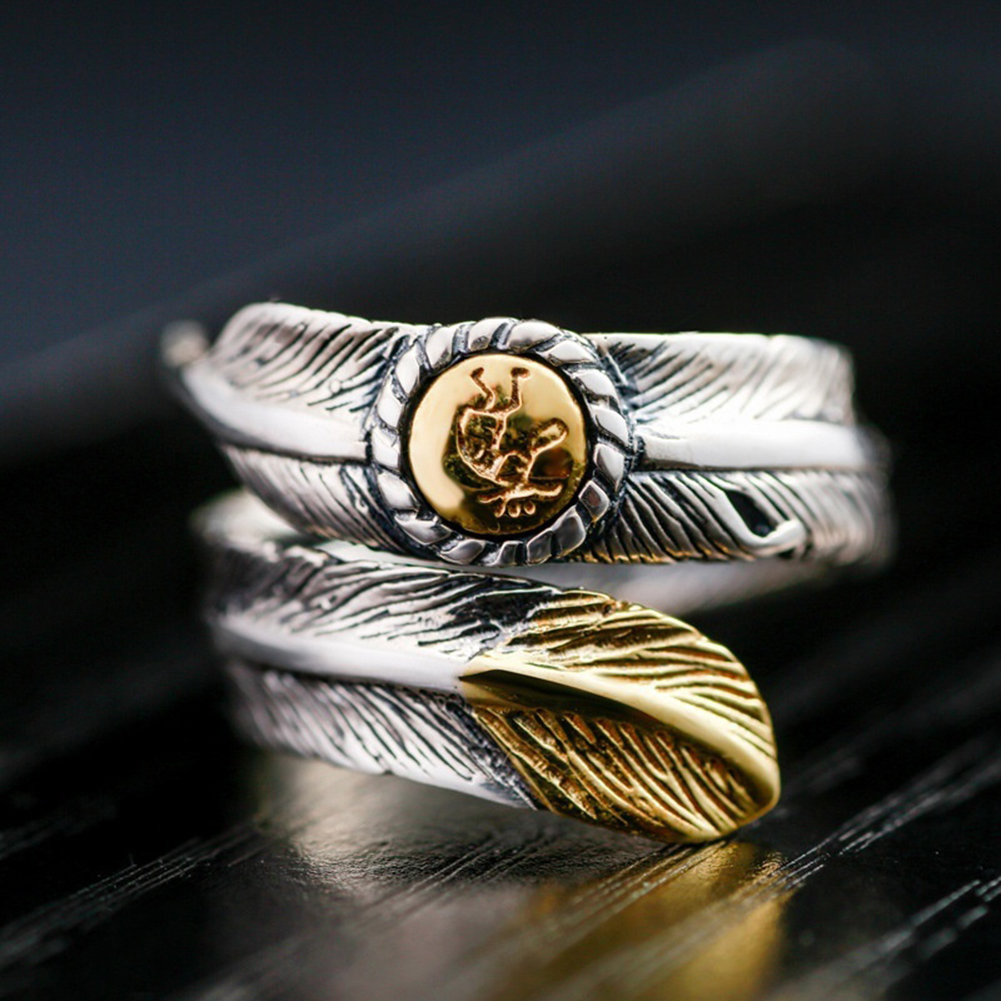 indian teachings artblog luxury zhaawano band native inspirational rings part navajo s feather the eagle american of wedding white