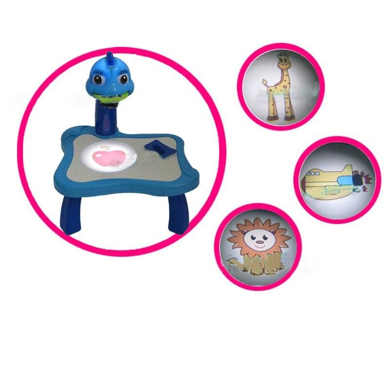 śmieszne Dziecko Rysunek Nauka Biuro Toy Z Funkcją Projektu Muzyczne