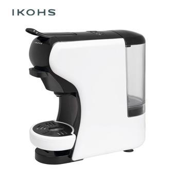 Автоматическая кофемашина IKOHS POTTS Express, 4 цвета, капсулы для микса, микса, кофе для молотого кофе, 0.7л 1450 Вт