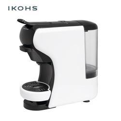 POTTS IKOHS Automático Máquina de Café Expresso 4 Cores 0.7L Cápsulas de Café Nespresso Dolce Gusto e para o Chão 1450W