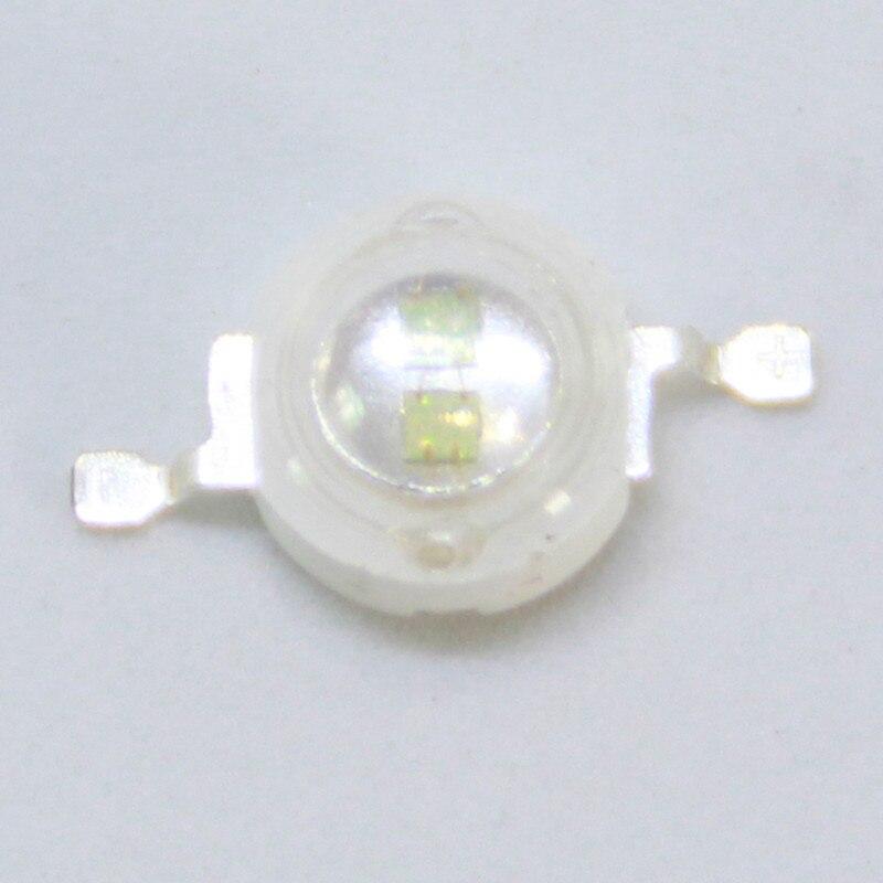 10pcs High Power LED 5w UV 365NM 370NM 375NM 380NM 385NM 390NM 395NM 400NM 405NM 410NM 415NM 420NM 425NM 437NM  Lighting Light