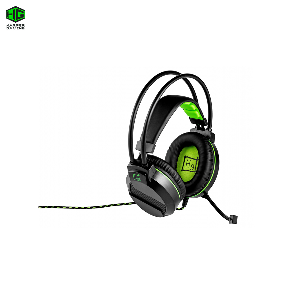 PC Computer gaming headset HARPER GHS-R101 Mirage cyber sports harper gaming mirage ghs r101