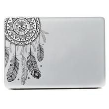 Модная наклейка Ловец снов для ноутбука, компьютера, планшета, ПК, ноутбука, наклейка s, милая наклейка из ПВХ, наклейка на авто, домашний декор