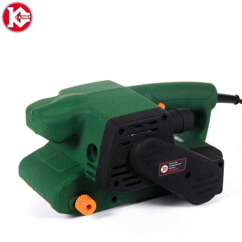 Electric tool Belt sanding machine Kalibr LShM-750 czk 3630 car air compressor pump electric auto tire inflator