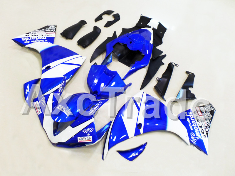 Motorcycle Fairings For Yamaha YZF R1 1000 YZF-R1 YZF-R1000 2009 2010 2011 ABS Plastic Injection Fairing Bodywork Kit Blue 0207 подвесной светильник eglo langham 49203