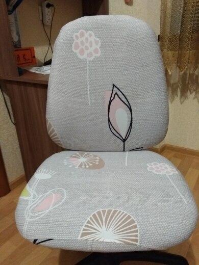Capa p/ cadeira spandex elástico tecido