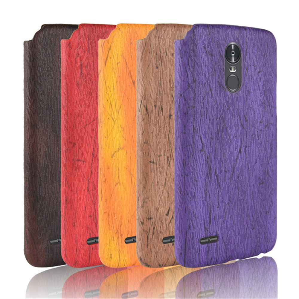 For <font><b>LG</b></font> Stylus 3 Case Luxury Shockproof PU Leather Hard Thin Slim Back Cover Case For <font><b>LG</b></font> Stylo 3 LS777 <font><b>M400DY</b></font> Wood Phone Cases image