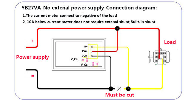 Yb27va Wiring Diagram Without Shunt Product Wiring Diagrams