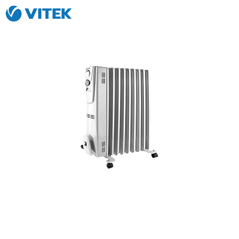 Radiator Vitek VT-2127 heating electric heater fan free shipping customized brass band heater 90 50mm d h 220v 450w heating element